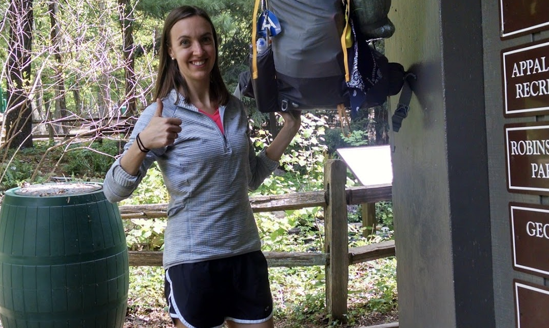 Appalachian Trail Gear List: Before and After