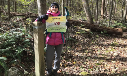 Completing the Shenandoah 500 Challenge