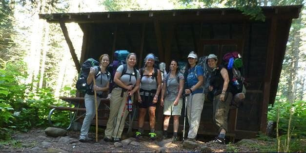 6 Women, 5 Days, 1 Amazing Adventure: Part 1