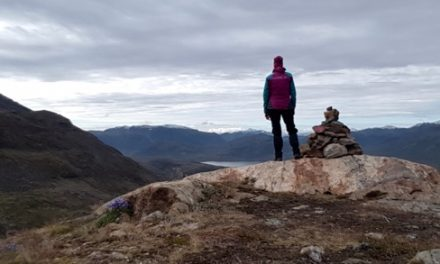 Solo Hiking in Greenland: The Arctic Circle Trail