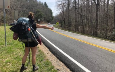 Day 8 – 14 on the AT: Hiawassee to the NOC