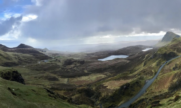 A Fair Weather Friend: Exploring Scotland's Isle of Skye