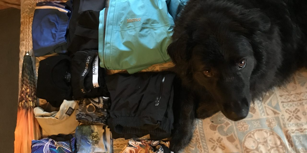Packing My Fears Part 2: Clothing