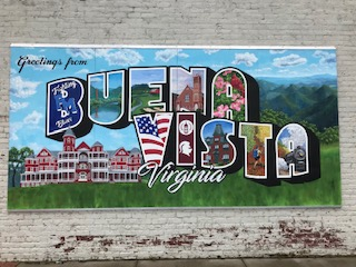 Week 11 on the AT: Buena Vista, VA