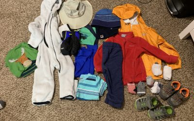 Packing for a Toddler With Special Needs
