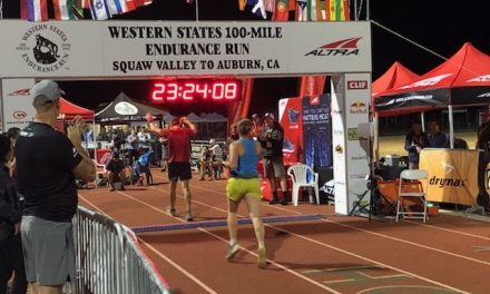 The Western States 100 Mile Endurance Run