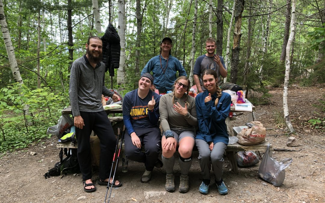 Day 1: Katahdin or Bust