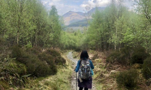 West Highland Way Days 1-3: Milngavie to Inverarnan