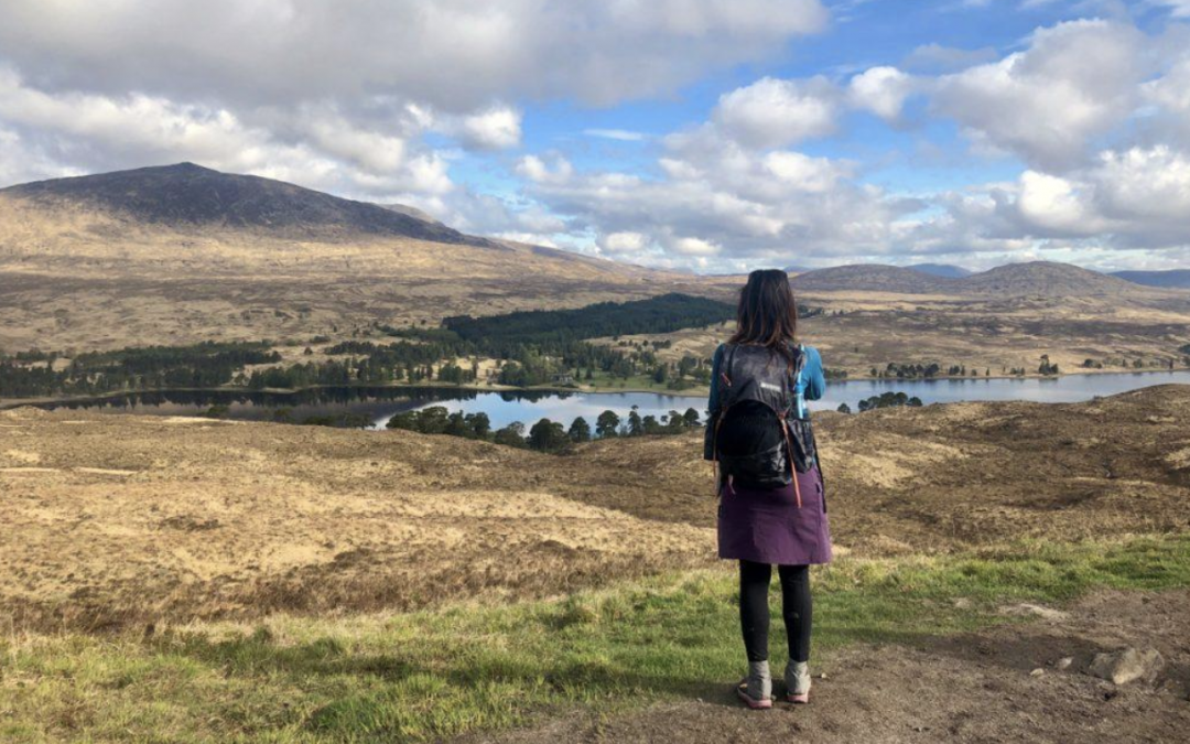 West Highland Way: Days 4-5, Inverarnan to Glencoe