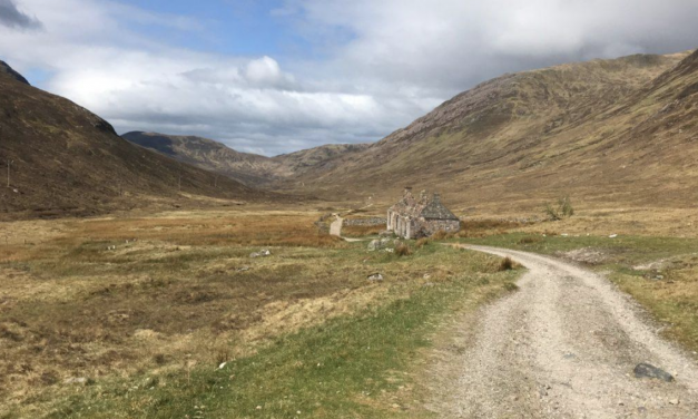 West Highland Way Days 6-7: Kingshouse to Fort William