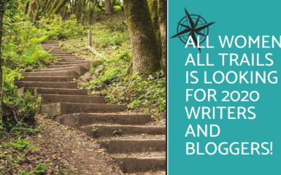 Write or Blog for All Women All Trails!