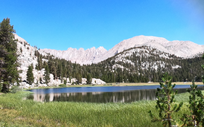 JMT Day 5: It's All About the Waterways