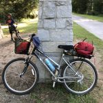 Bikepacking from Georgia to Alabama on the Silver Comet Trail